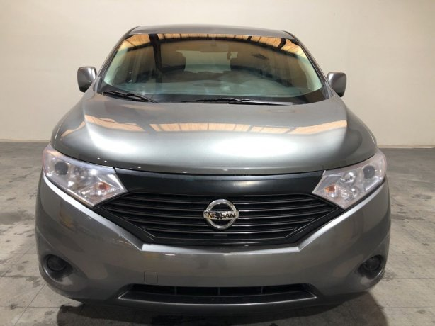 Used Nissan Quest for sale in Houston TX.  We Finance!