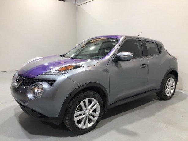 Used 2017 Nissan Juke for sale in Houston TX.  We Finance!