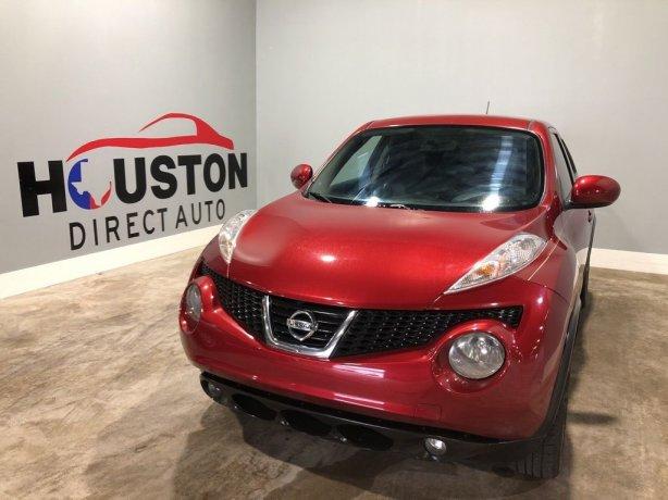 Used 2013 Nissan Juke for sale in Houston TX.  We Finance!