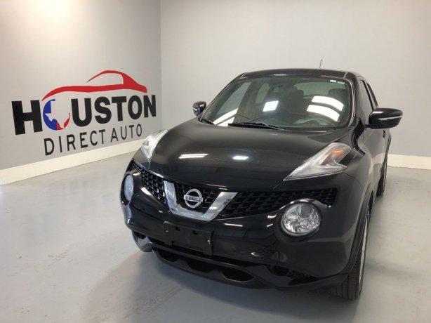 Used 2016 Nissan Juke for sale in Houston TX.  We Finance!