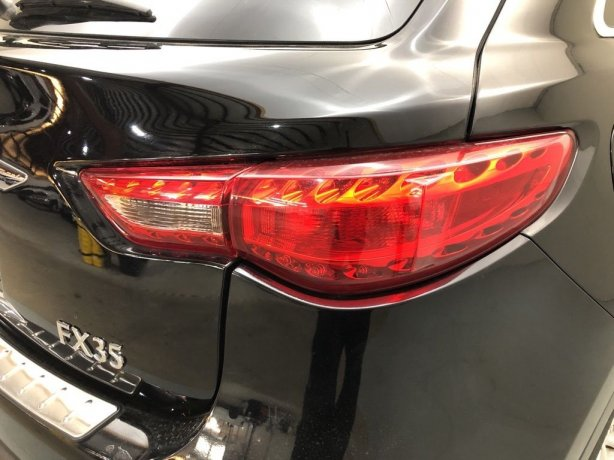 used INFINITI FX35 for sale near me