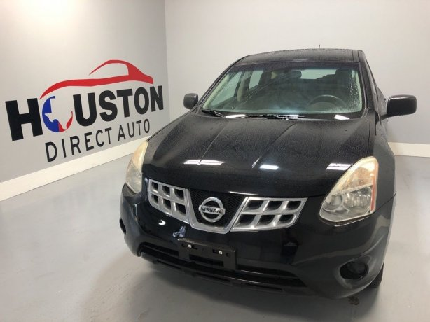 Used 2013 Nissan Rogue for sale in Houston TX.  We Finance!