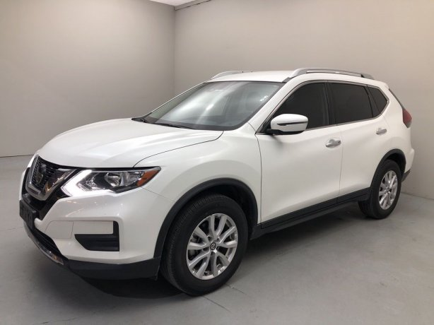 Used 2020 Nissan Rogue for sale in Houston TX.  We Finance!