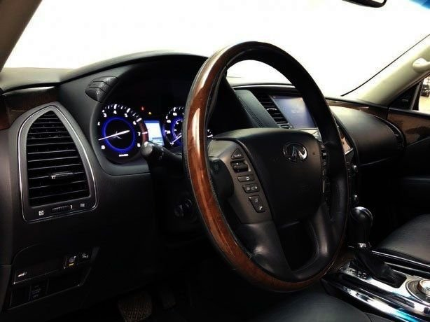 2014 INFINITI QX80 for sale Houston TX
