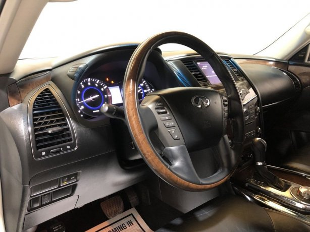 used 2013 INFINITI QX56 for sale Houston TX