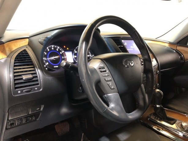 used 2012 INFINITI QX56 for sale Houston TX