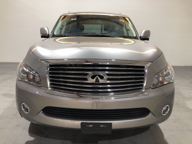 Used INFINITI QX56 for sale in Houston TX.  We Finance!
