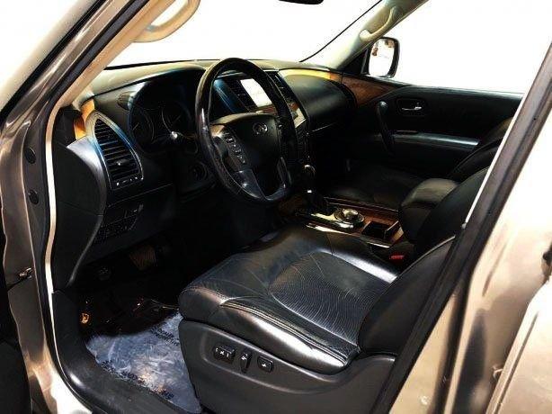 2011 INFINITI QX56 for sale Houston TX