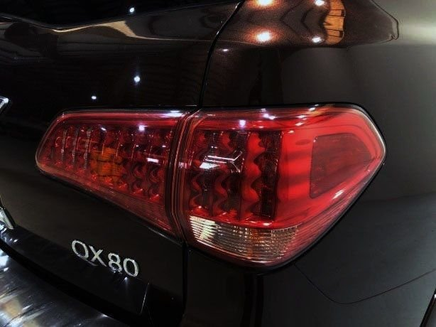 used 2017 INFINITI QX80 for sale