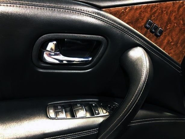 used 2017 INFINITI QX80 for sale near me