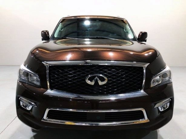 Used INFINITI QX80 for sale in Houston TX.  We Finance!