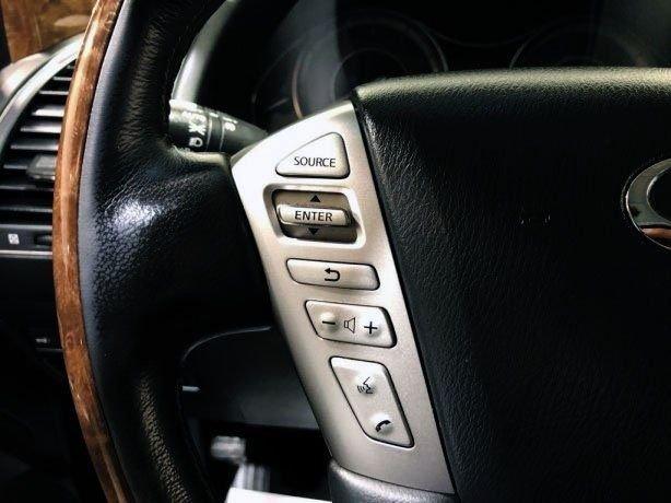 used INFINITI QX80 for sale Houston TX