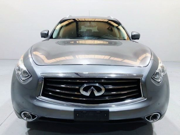 Used INFINITI QX70 for sale in Houston TX.  We Finance!