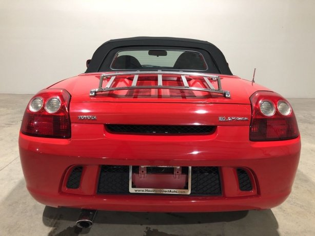 used Toyota MR2 Spyder for sale near me