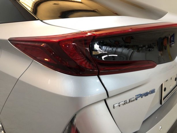 used 2018 Toyota Prius Prime for sale
