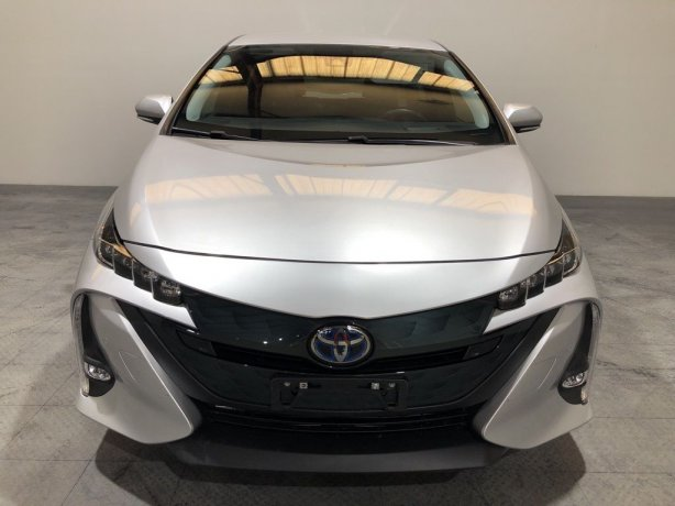 Used Toyota Prius Prime for sale in Houston TX.  We Finance!