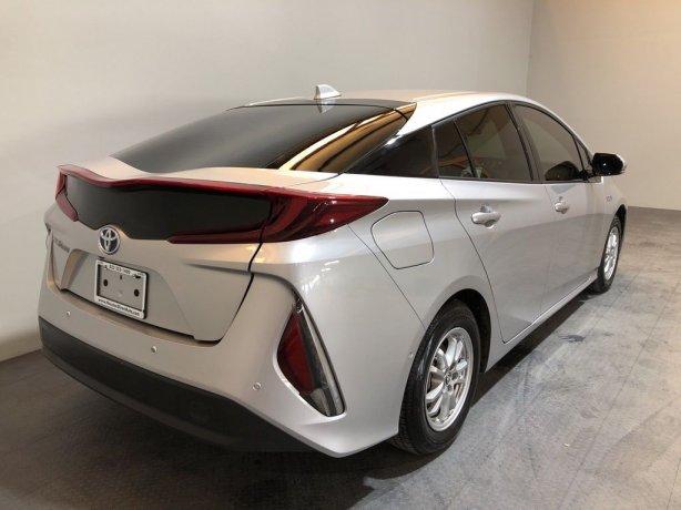 used Toyota Prius Prime