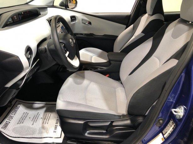 used 2017 Toyota Prius for sale Houston TX