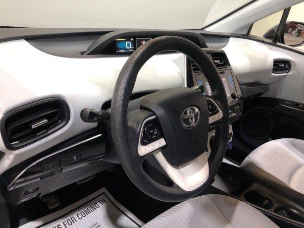 2017 Toyota Prius for sale Houston TX