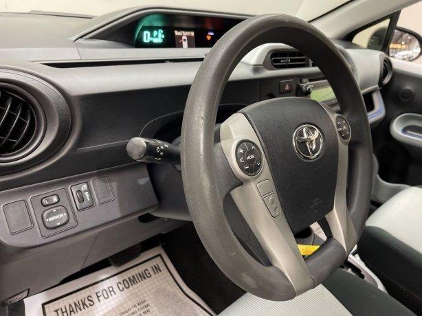 used 2012 Toyota Prius c for sale Houston TX