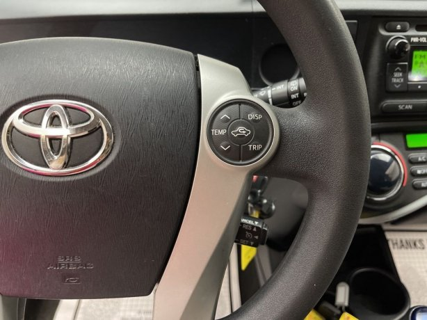 used Toyota Prius c for sale Houston TX