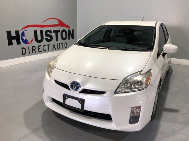 Used 2010 Toyota Prius for sale in Houston TX.  We Finance!