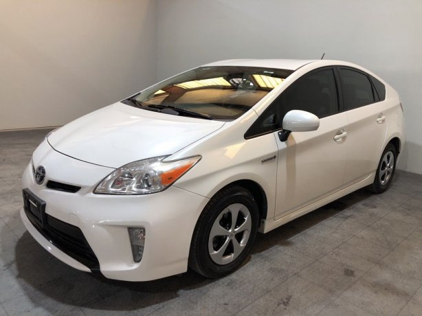 Used 2013 Toyota Prius for sale in Houston TX.  We Finance!