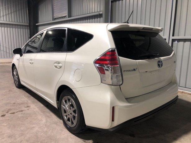 used 2017 Toyota Prius v for sale