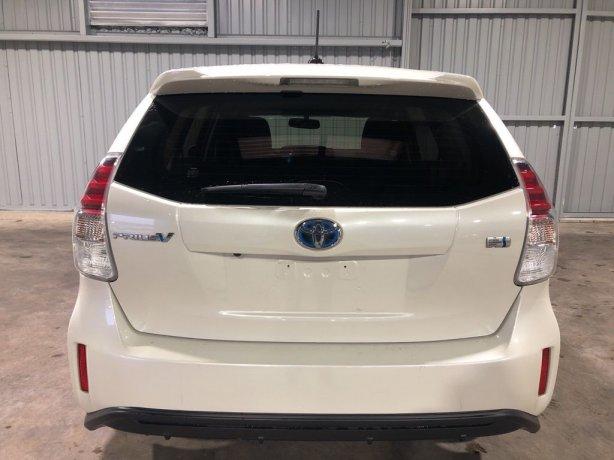 used 2017 Toyota Prius v