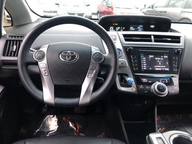 2017 Toyota Prius v for sale Houston TX