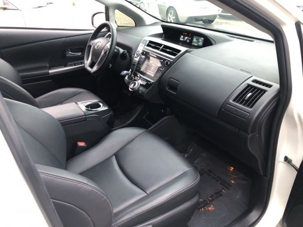 good used Toyota Prius v for sale