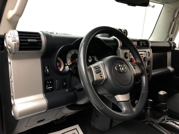 used 2012 Toyota FJ Cruiser for sale Houston TX