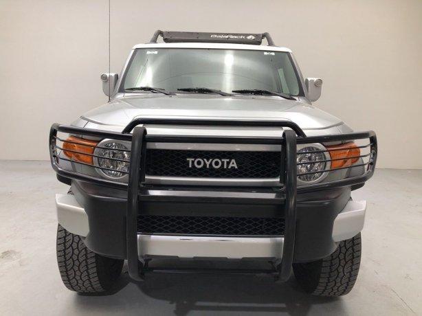 Used Toyota FJ Cruiser for sale in Houston TX.  We Finance!