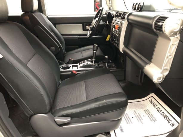 cheap Toyota FJ Cruiser for sale Houston TX