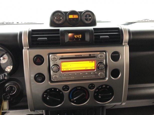 good used Toyota FJ Cruiser for sale