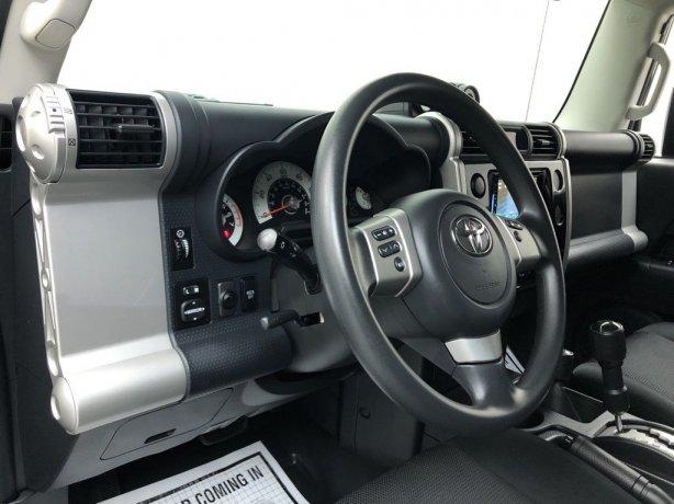 2014 Toyota FJ Cruiser for sale Houston TX