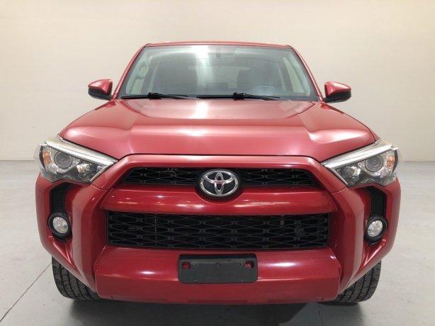Used Toyota 4Runner for sale in Houston TX.  We Finance!