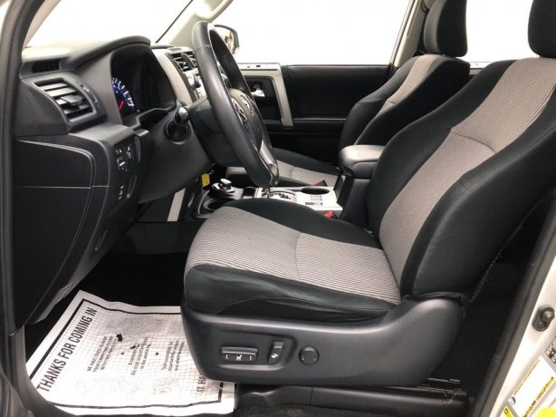 used 2017 Toyota 4Runner for sale Houston TX