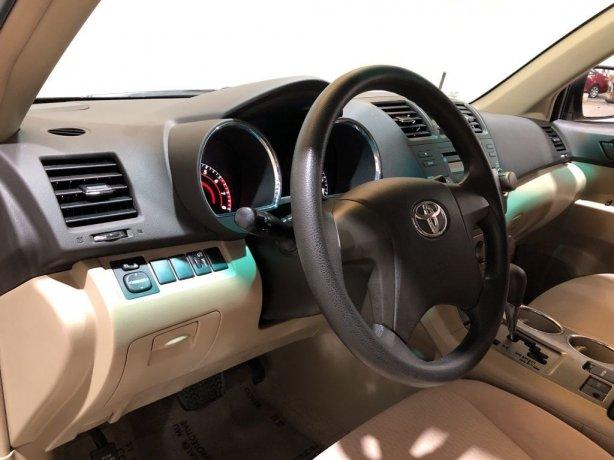 used 2010 Toyota Highlander for sale Houston TX