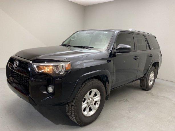 Used 2015 Toyota 4Runner for sale in Houston TX.  We Finance!