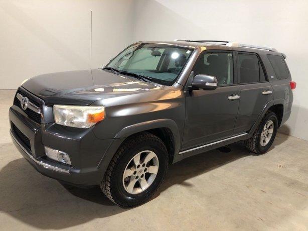 Used 2011 Toyota 4Runner for sale in Houston TX.  We Finance!