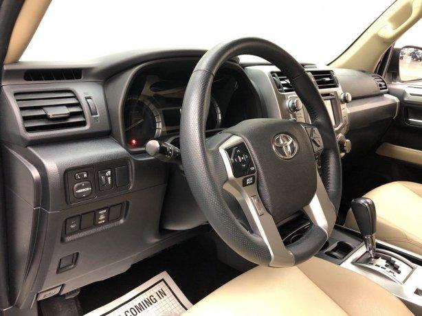 2017 Toyota 4Runner for sale Houston TX