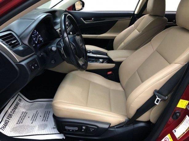 used 2017 Lexus GS for sale Houston TX