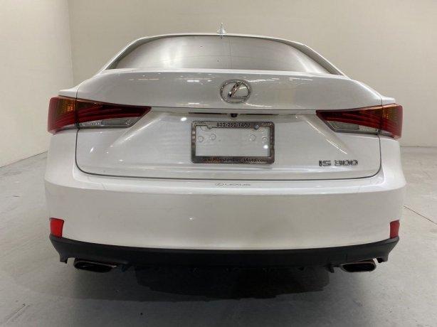 2019 Lexus IS for sale