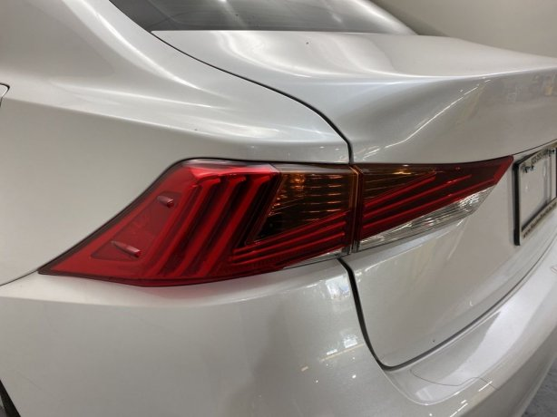 used 2019 Lexus IS for sale