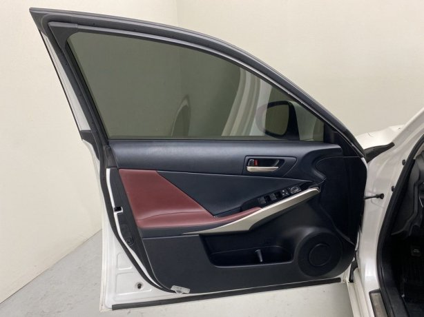 used 2019 Lexus IS