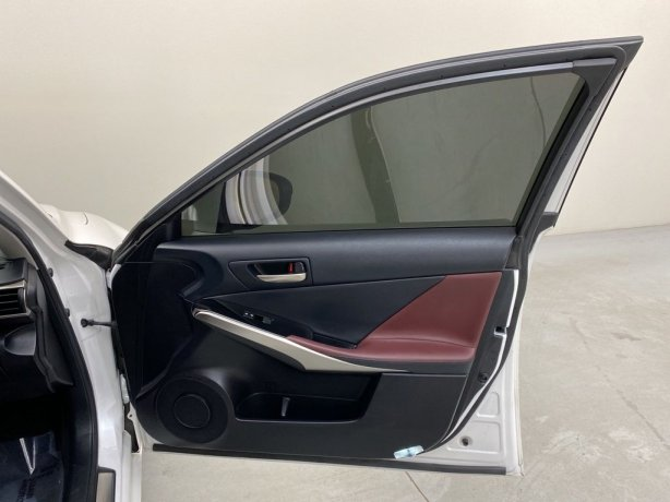 used 2019 Lexus IS for sale near me