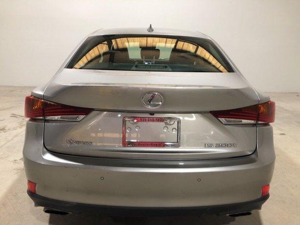 used 2017 Lexus for sale