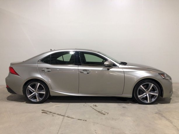 2017 Lexus IS
