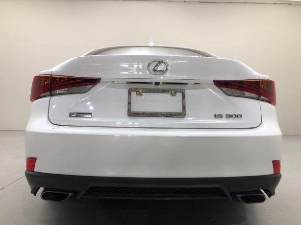 2018 Lexus IS for sale